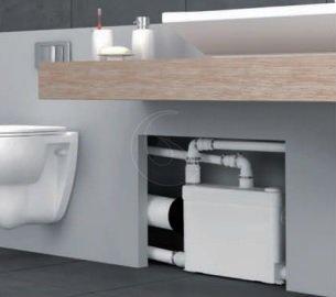 Sfa Rozdrabniacz Do Zabudowy Wccała łazienka Sanipack Plus