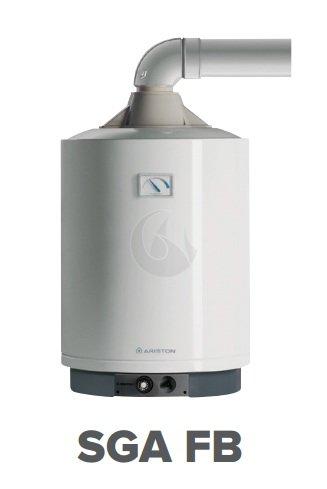 Ariston Sga 100 Fb Gazowy Pojemnościowy Podgrzewacz Wody Turbo